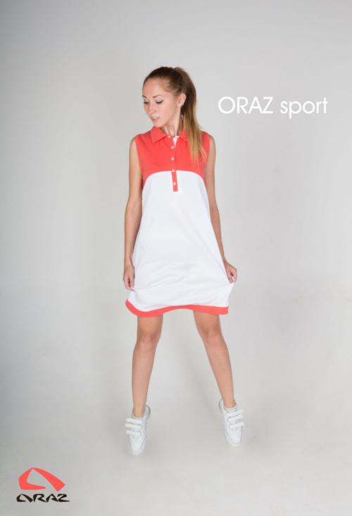 спортивное платье на заказ