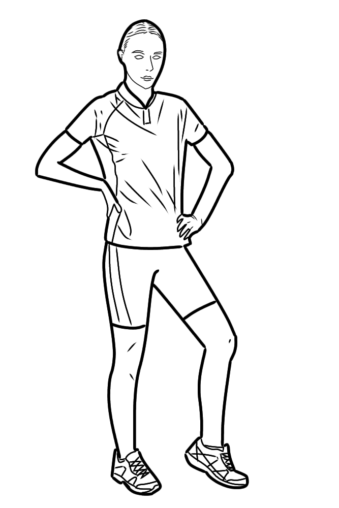 Форма для бега