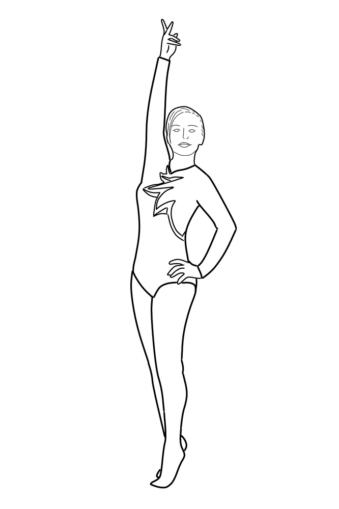 Форма для гимнастики