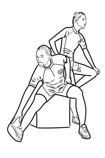 Форма для лёгкой атлетики, триатлон, пятиборье