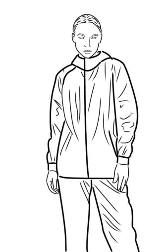 Ветрозащитные костюмы